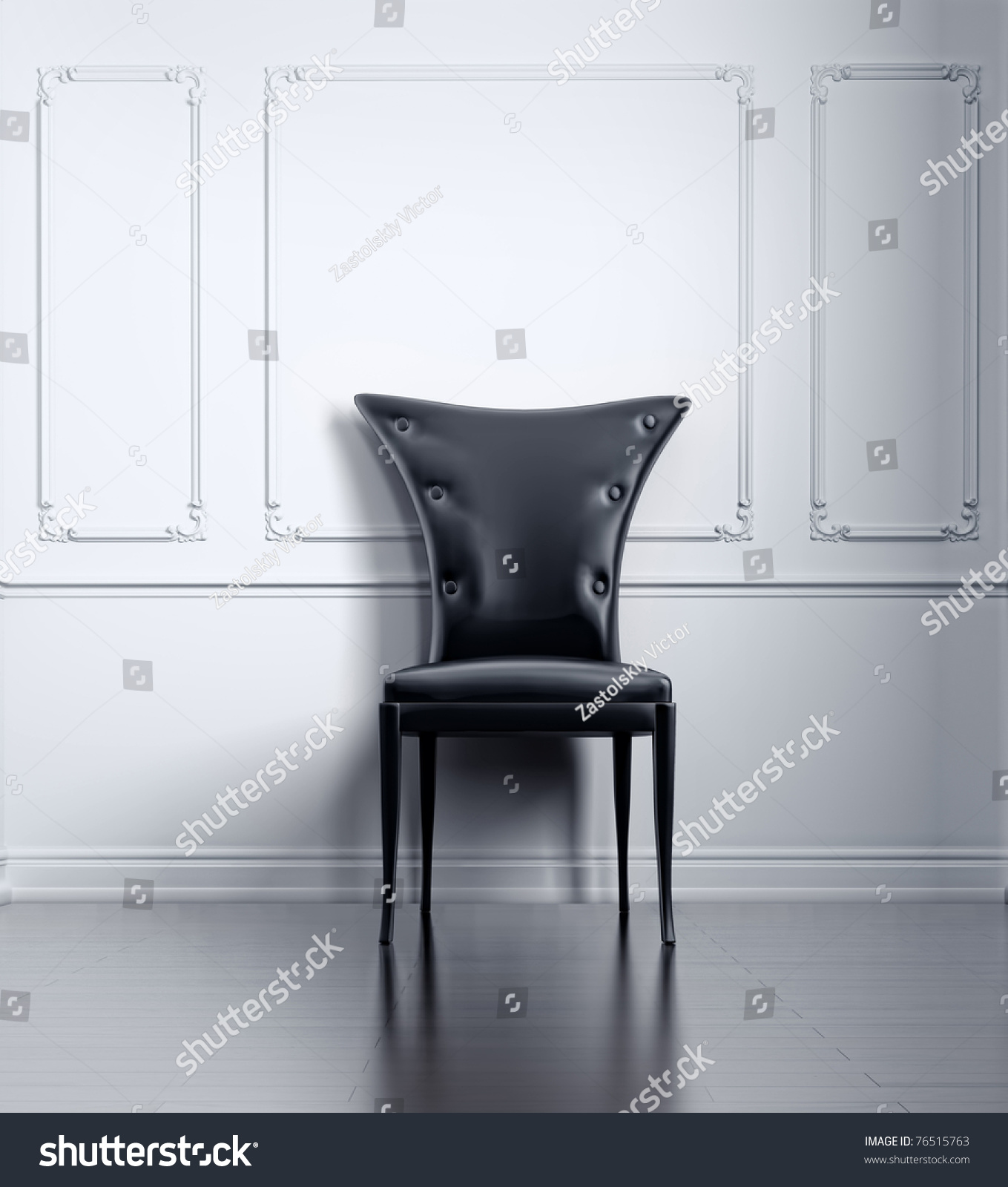 Black and white chair photography - Save To A Lightbox