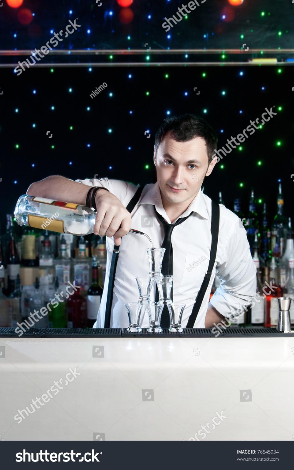 bartender deutsch