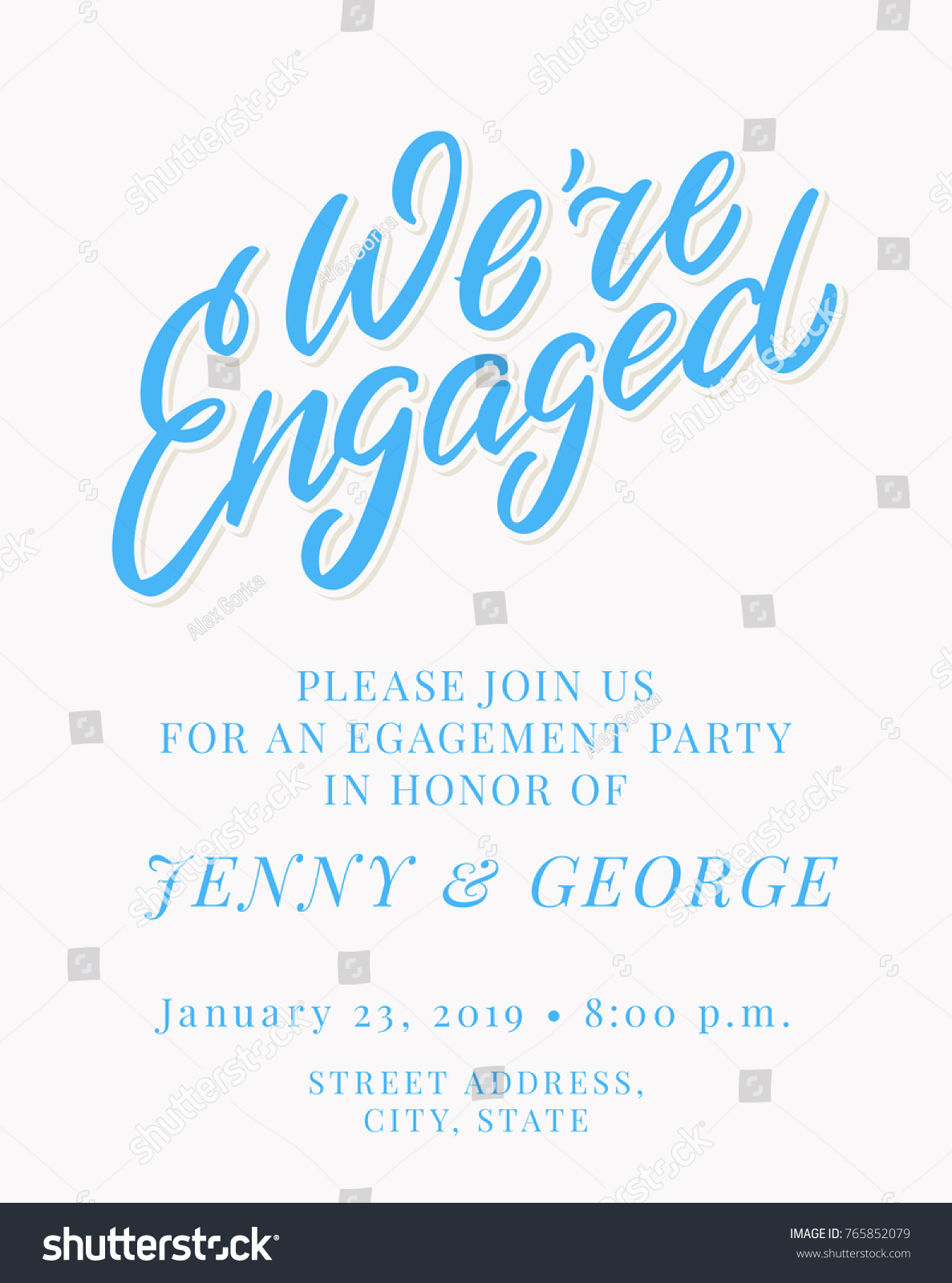 party invite templates for email