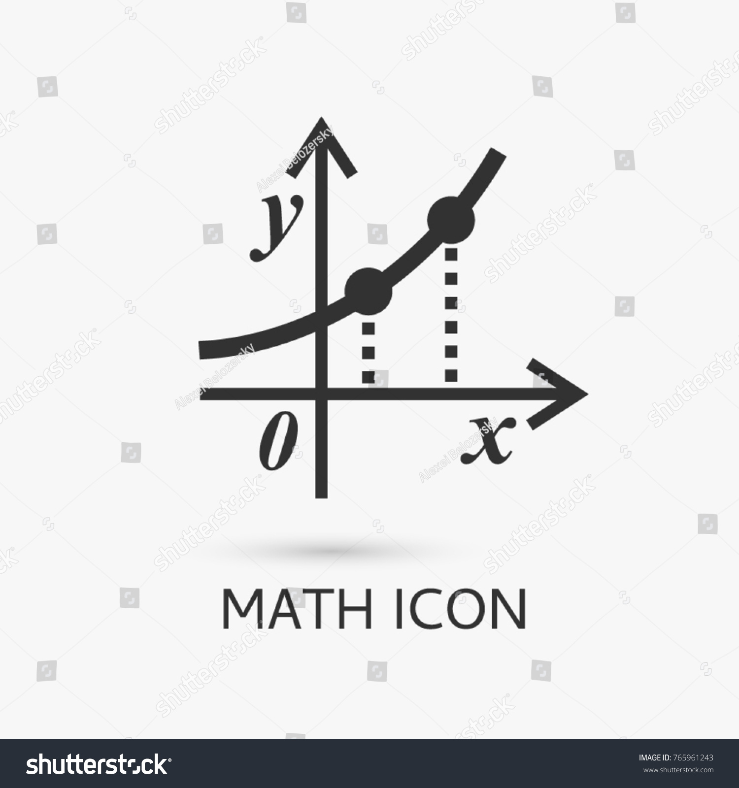 Math equation icon isolated modern flat stock vector 765961243 math equation icon isolated modern flat pictogram business marketing internet concept buycottarizona Image collections