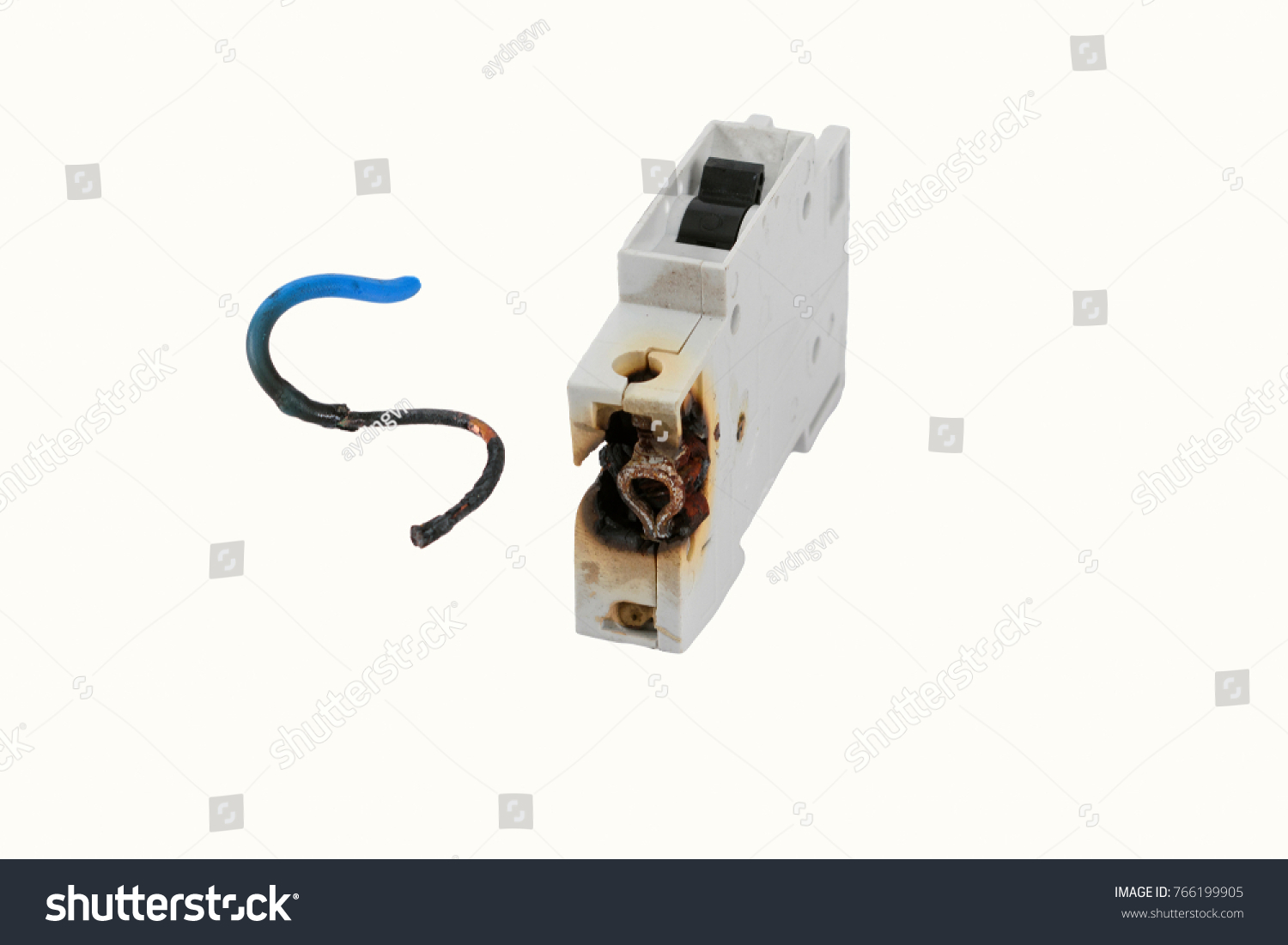 Burned Fuse Box Content Resource Of Wiring Diagram Fixing Electrical Circuit Breaker Stock Photo Edit Now Rh Shutterstock Com Car Ac Fuses