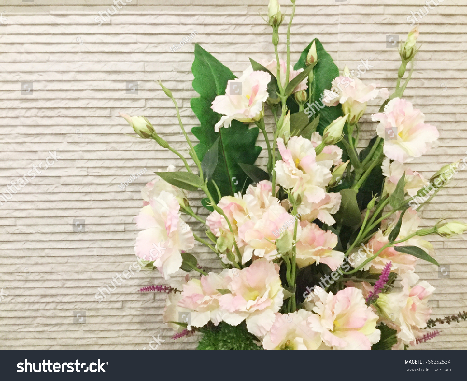 Fake flower floral background rose flowers stock photo royalty free fake flower and floral background rose flowers made of fabric the fabric flowers bouquet izmirmasajfo