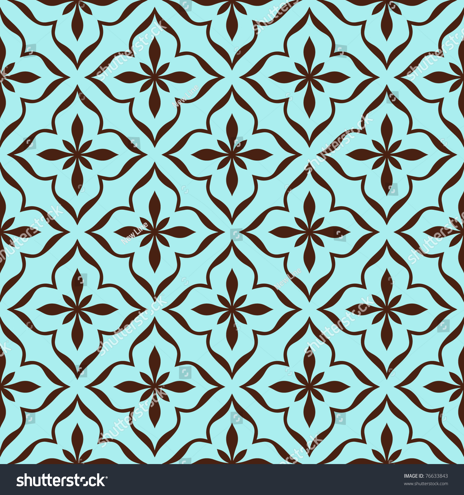 Moroccan geometric pattern royalty free stock photos image 13547078 - Ornamental Pattern Seamless Moroccan Background Stock Vector 1500x1600