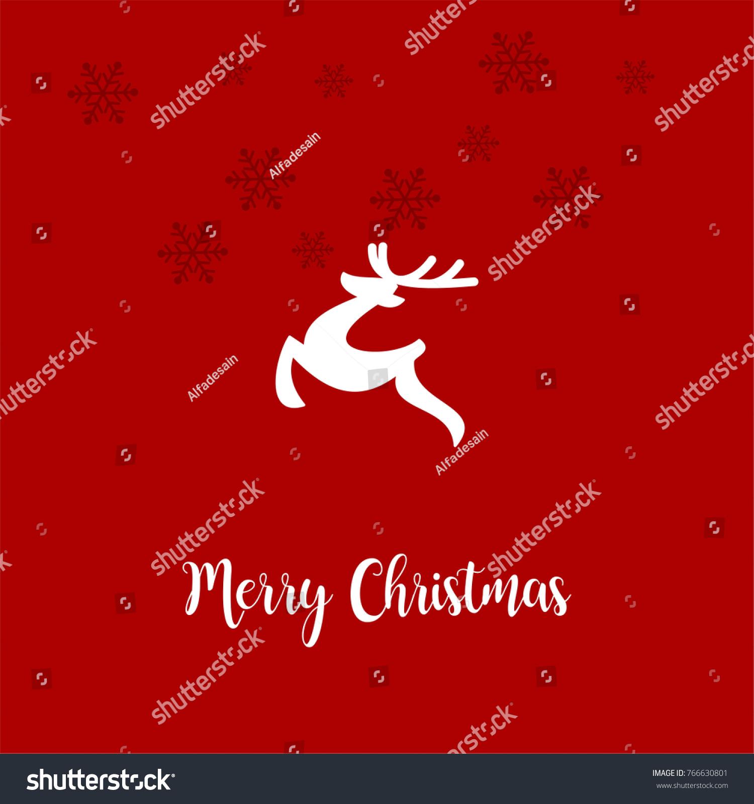 Christmas Card Designs Vector Stock Vector 766630801 Shutterstock