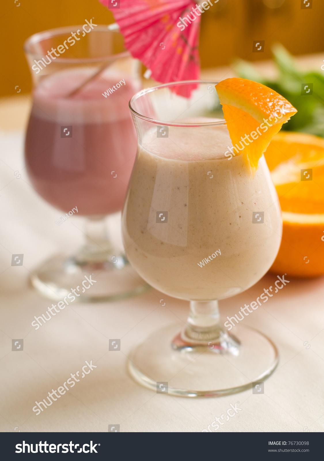 fruit shoot fruit milkshake