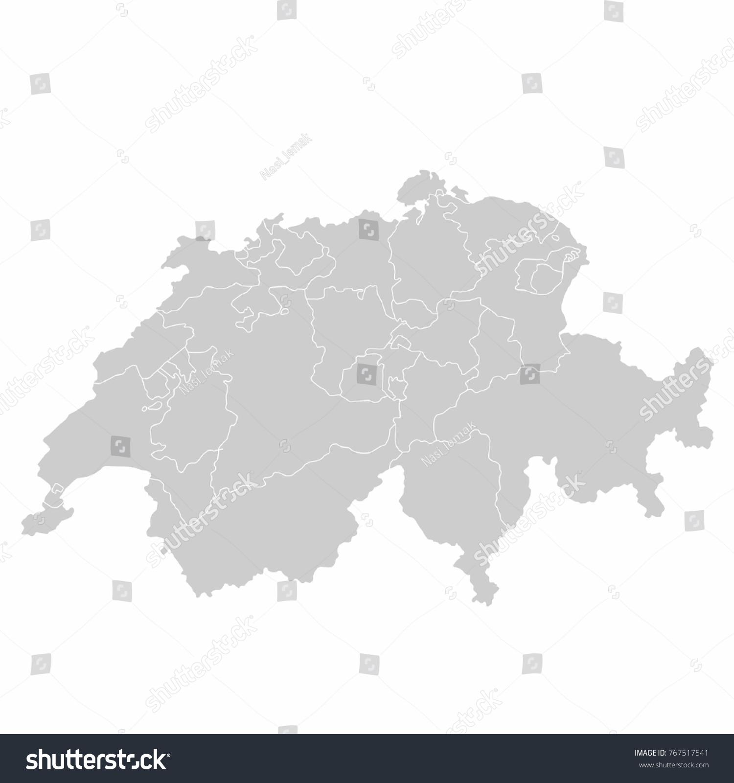 Switzerland world map country outline graphic stock photo photo switzerland world map country outline in graphic design concept gumiabroncs Images