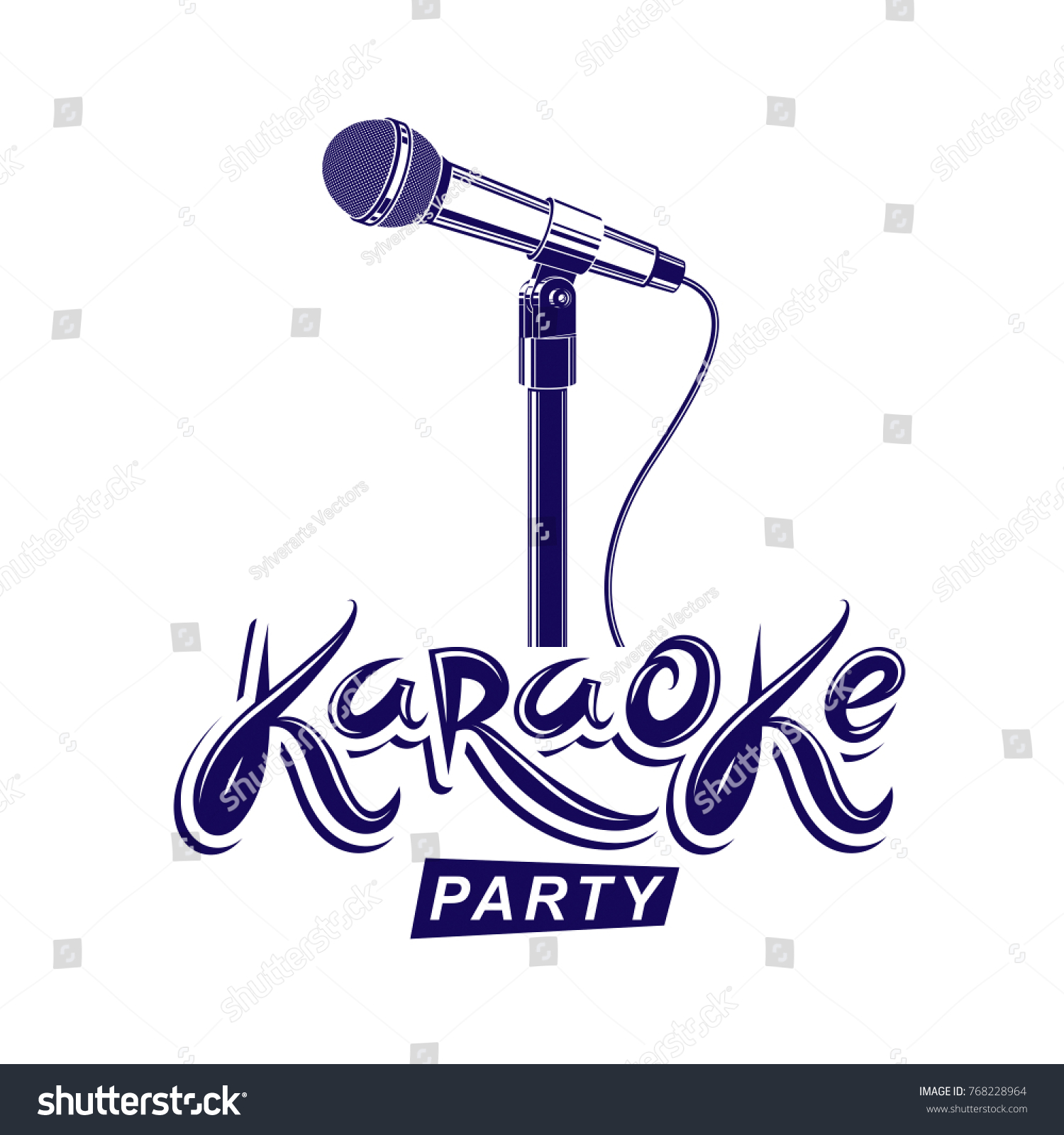 Karaoke Party Invitation Choice Image - Party Invitations Ideas