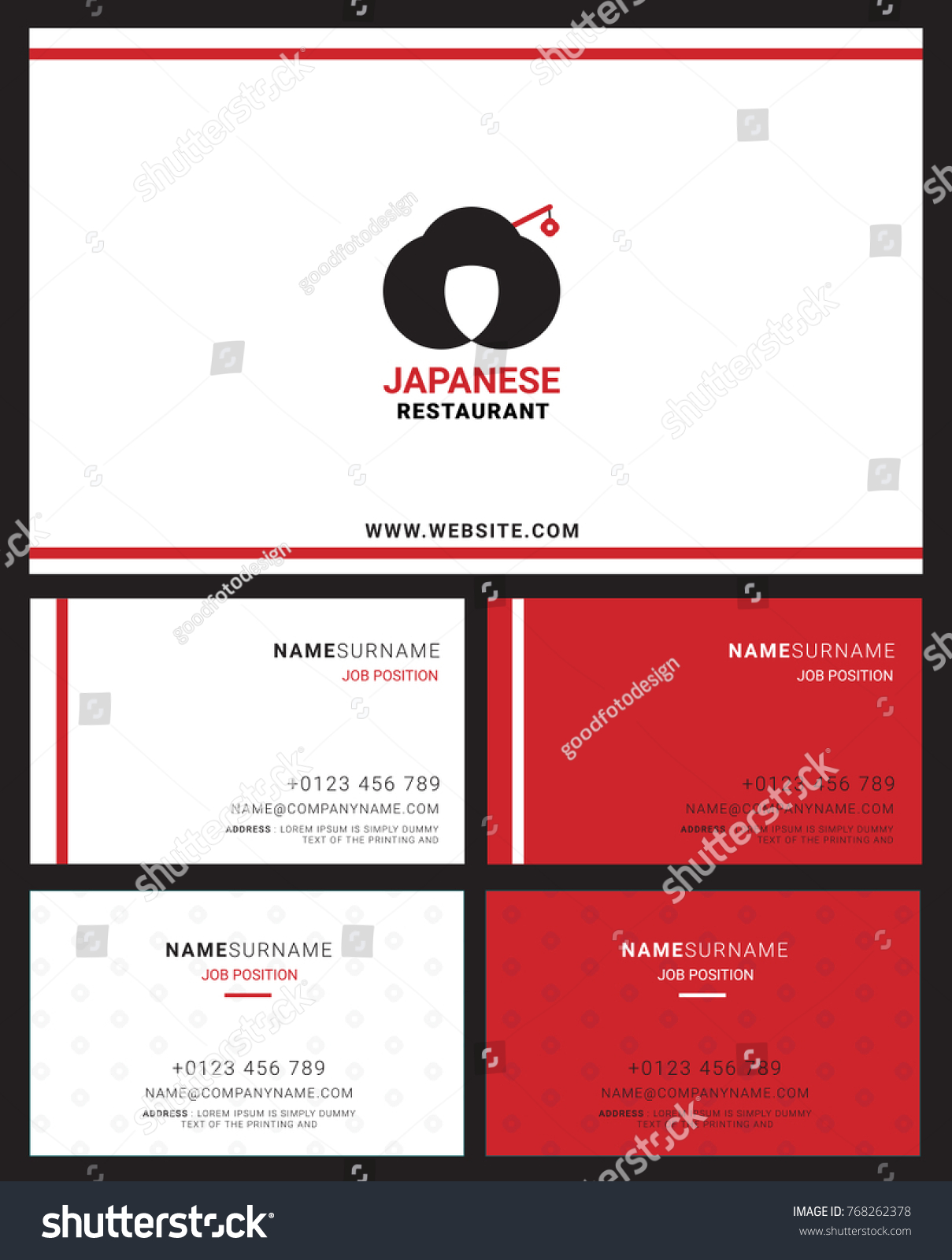 Printing Business Cards Japan Images - Card Design And Card Template