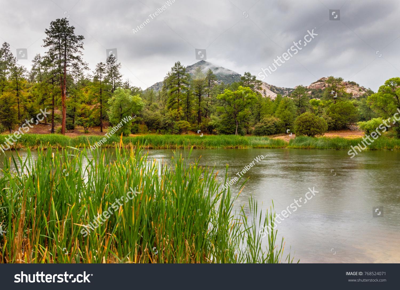 This Image Captured Granite Basin Lake Stock Photo Edit Now