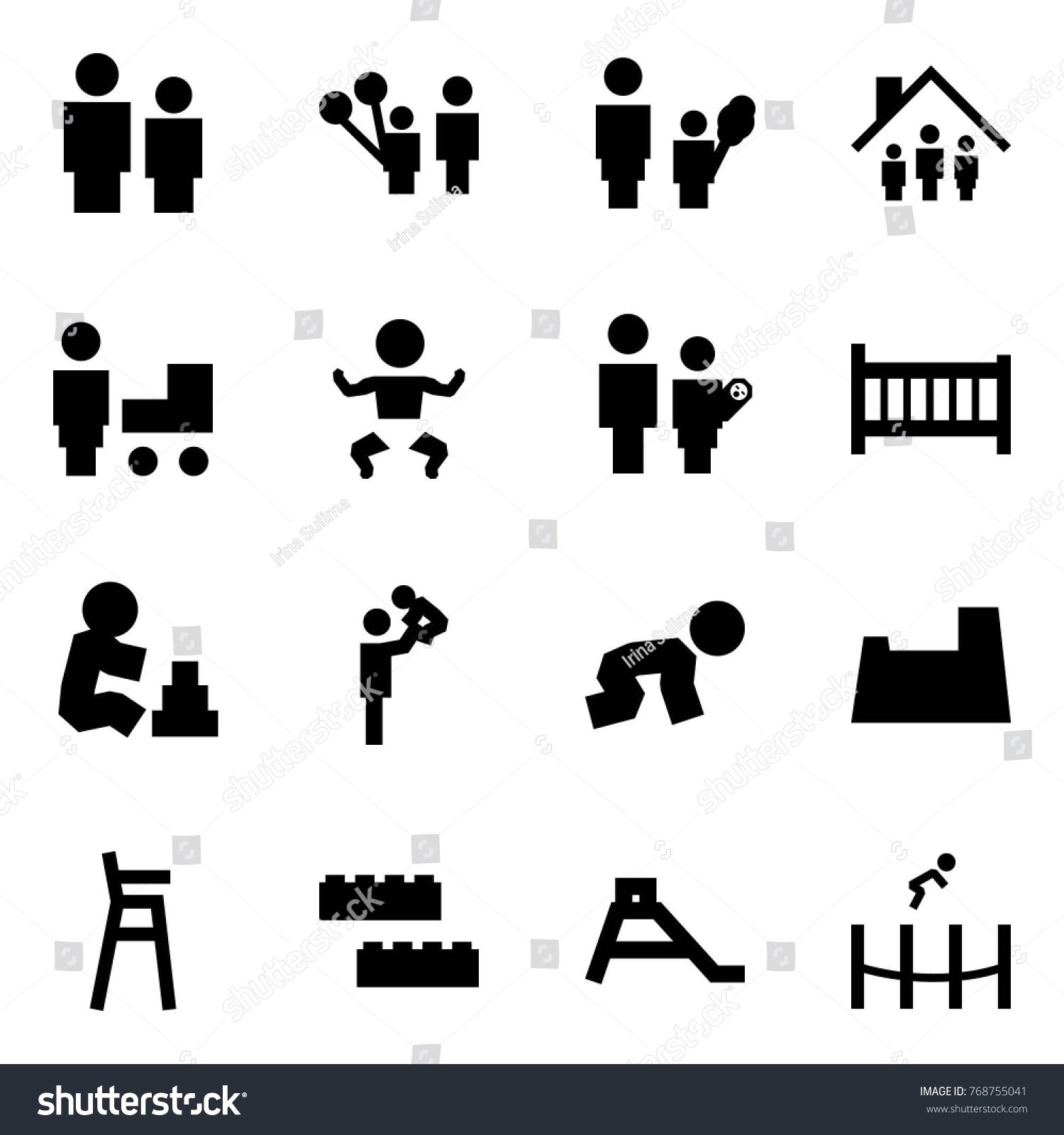 Symbol for mother and son gallery symbol and sign ideas origami style icon set man child stock vector 768755041 shutterstock origami style icon set man and biocorpaavc