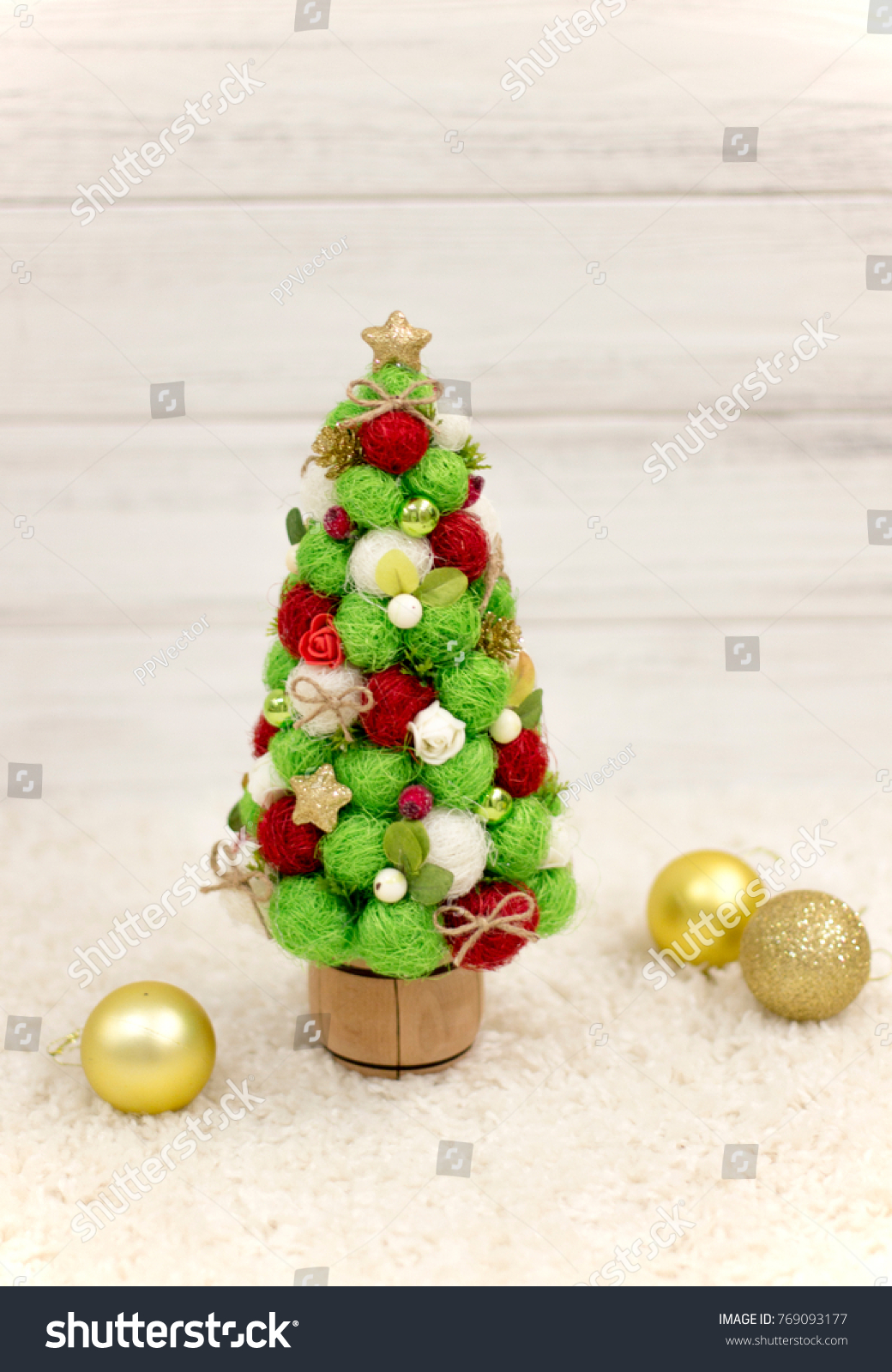 decorative christmas tree handmade new year decorations new year and christmas wallpapers