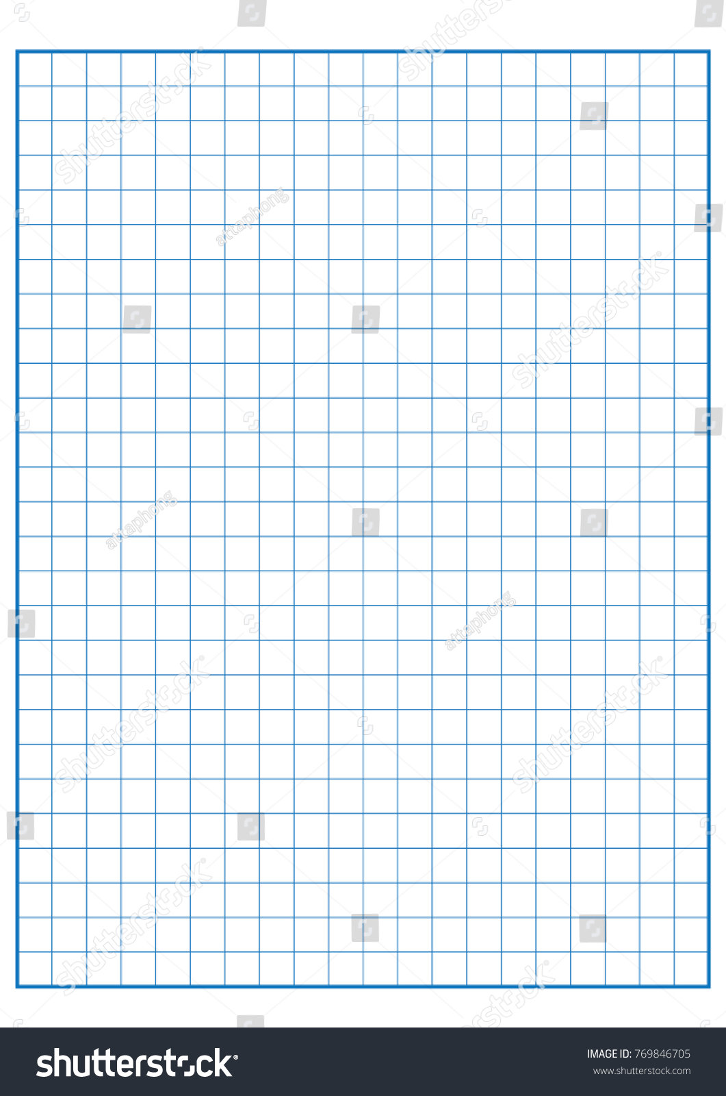 engineering graph paper printable graph paper stock vector 769846705 rh shutterstock com graph paper vector free download grid paper vector free download