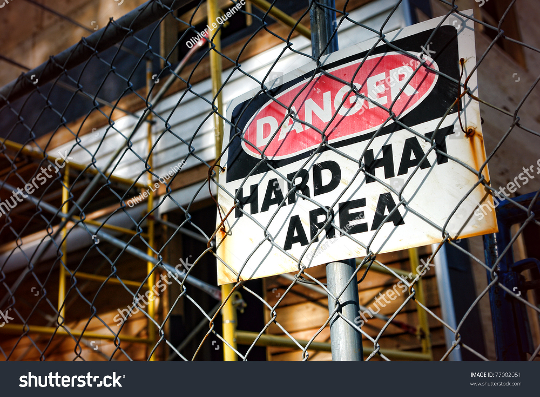 broken fence warning announcement - photo #28