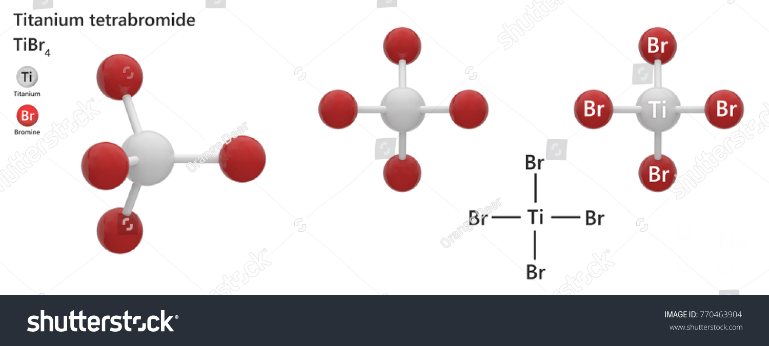 Titanium tetrabromide chemical compound formula tibr4 stock titanium tetrabromide is the chemical compound with the formula tibr4 or br4ti it is the biocorpaavc Image collections