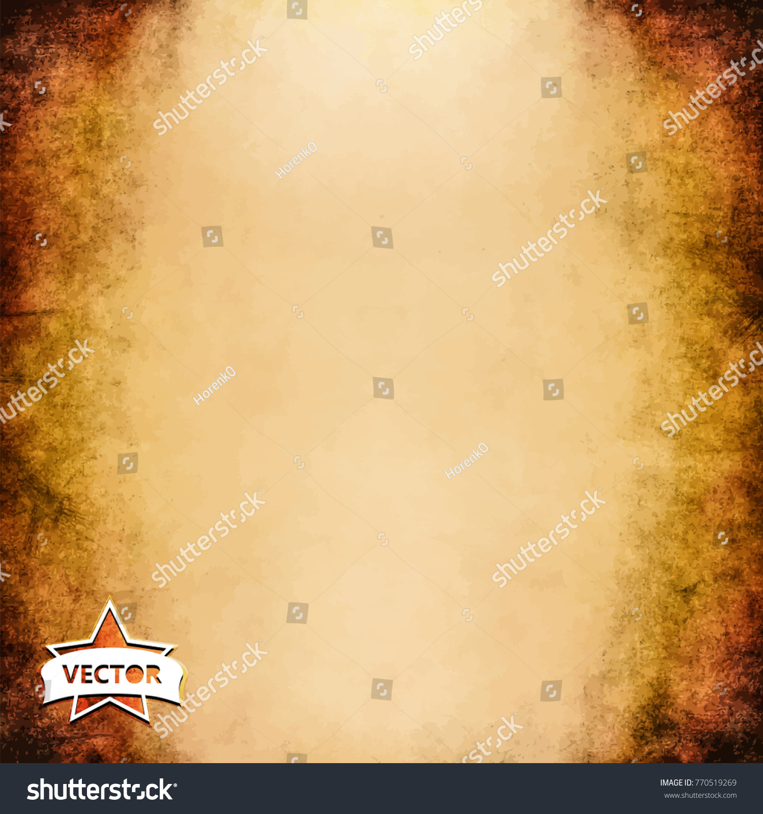 Texture Old Wall Beautiful Color Vector Stock Vector (Royalty Free ...