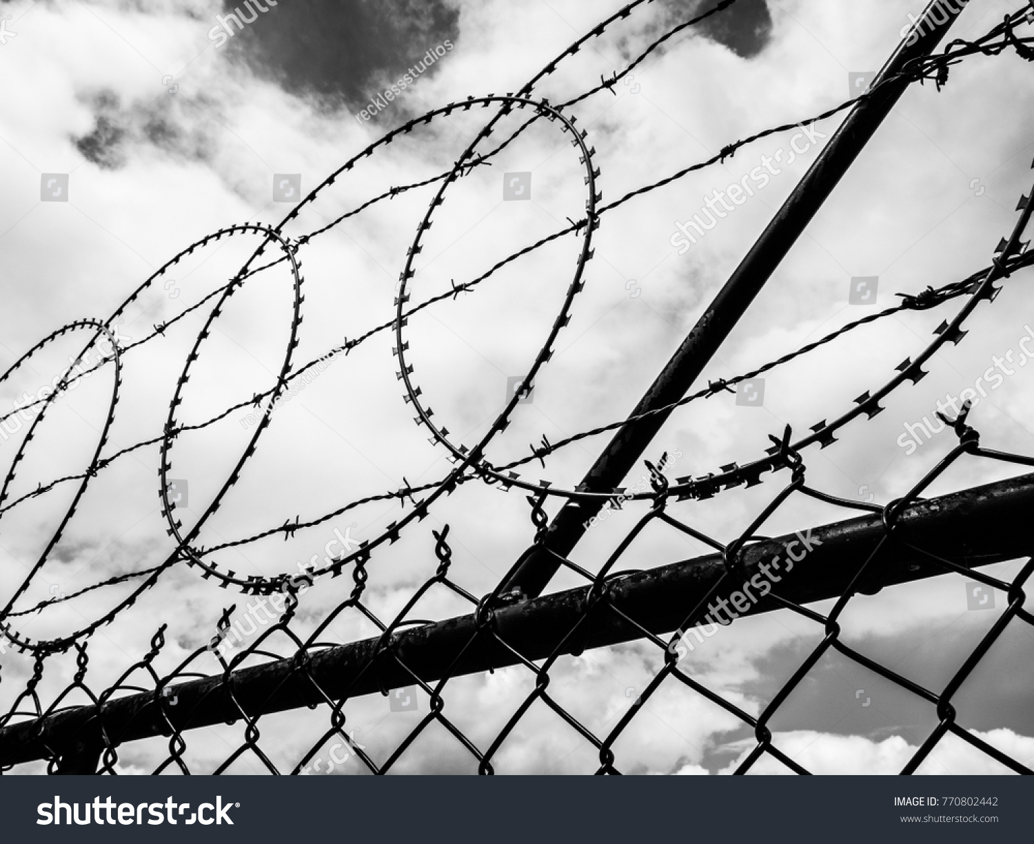 Unusual Barbed Wire Fence Cartoon Pictures Inspiration - The Best ...