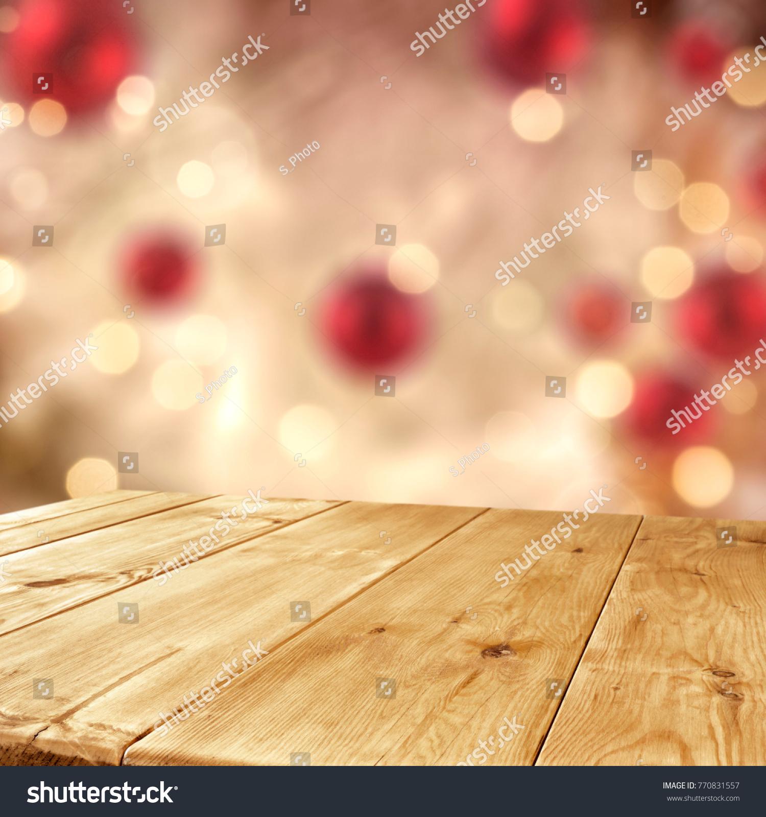 table background christmas background decoration free stock photo
