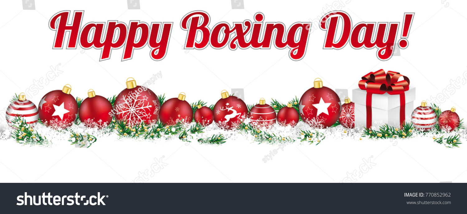 List Of Synonyms And Antonyms Of The Word Happy Boxing Day