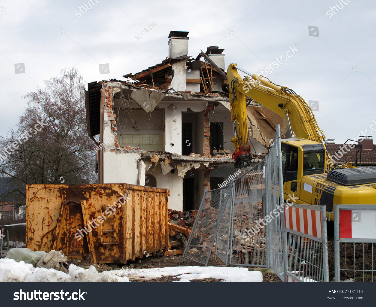 construction essays building demolition Free essay: sustainability sustainable development meets the needs of   28% of landfill material from construction and demolition waste  buildings.