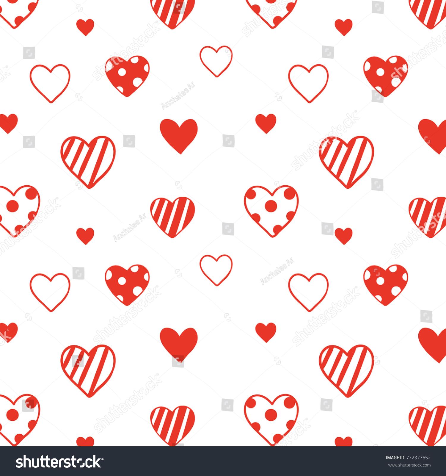 Vector Illustration Template Background Design Cute Stock Vector