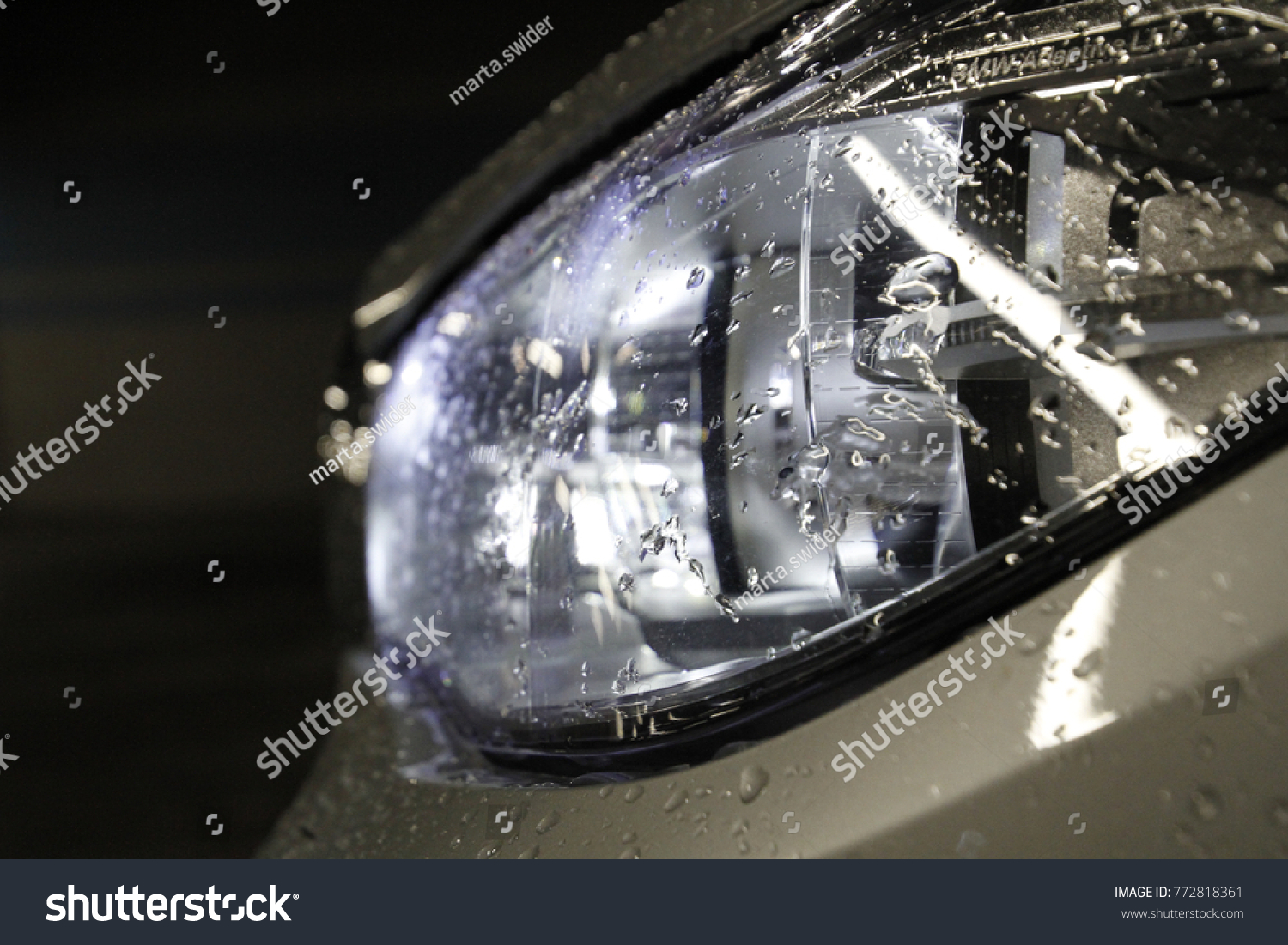 headlight car light #772818361