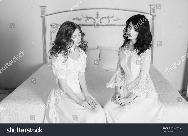 Black White Art Monochrome Photography Two Stock Photo (Royalty Free ...