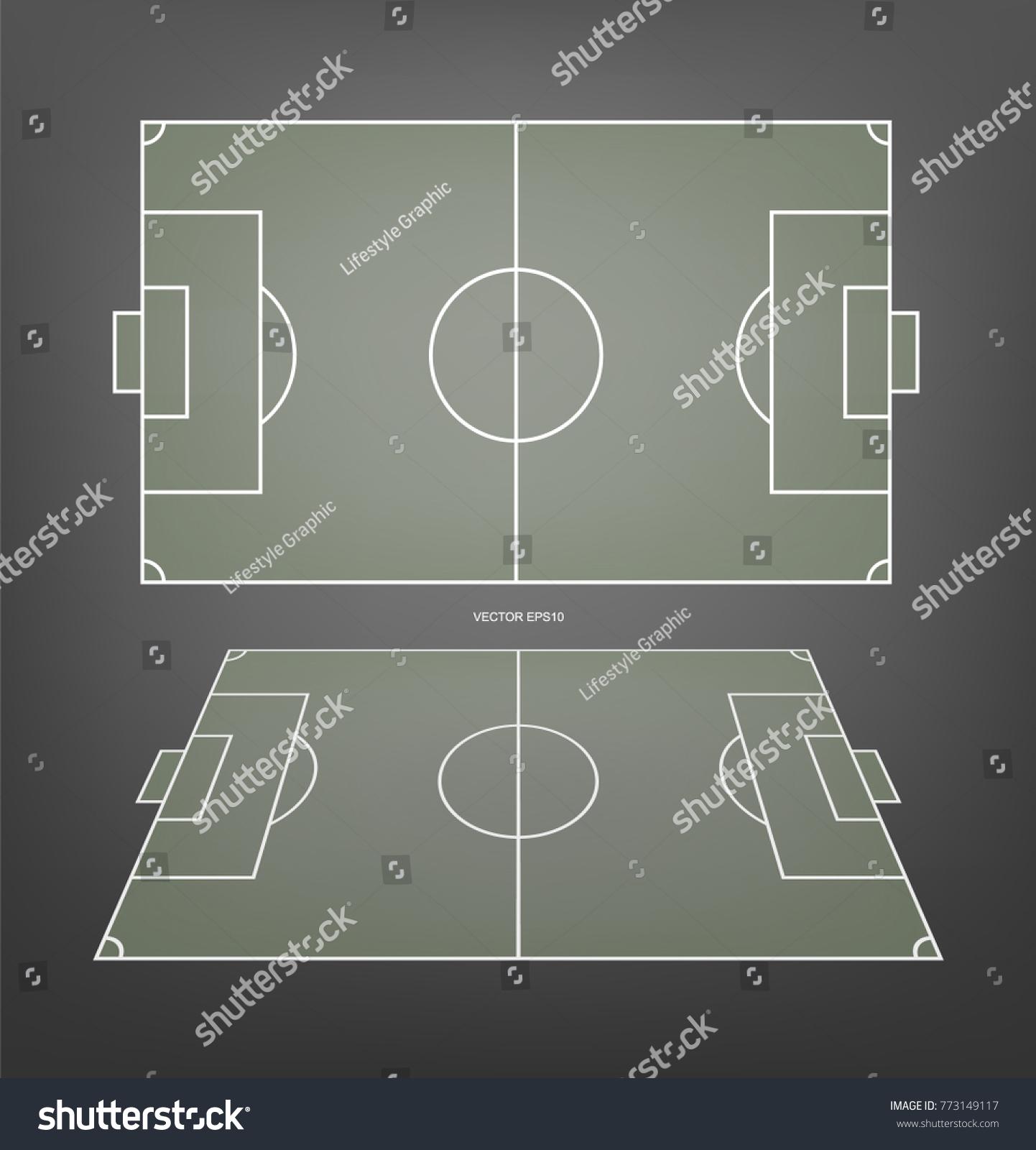 Soccer Field Template Word award certificate template printable copy ...