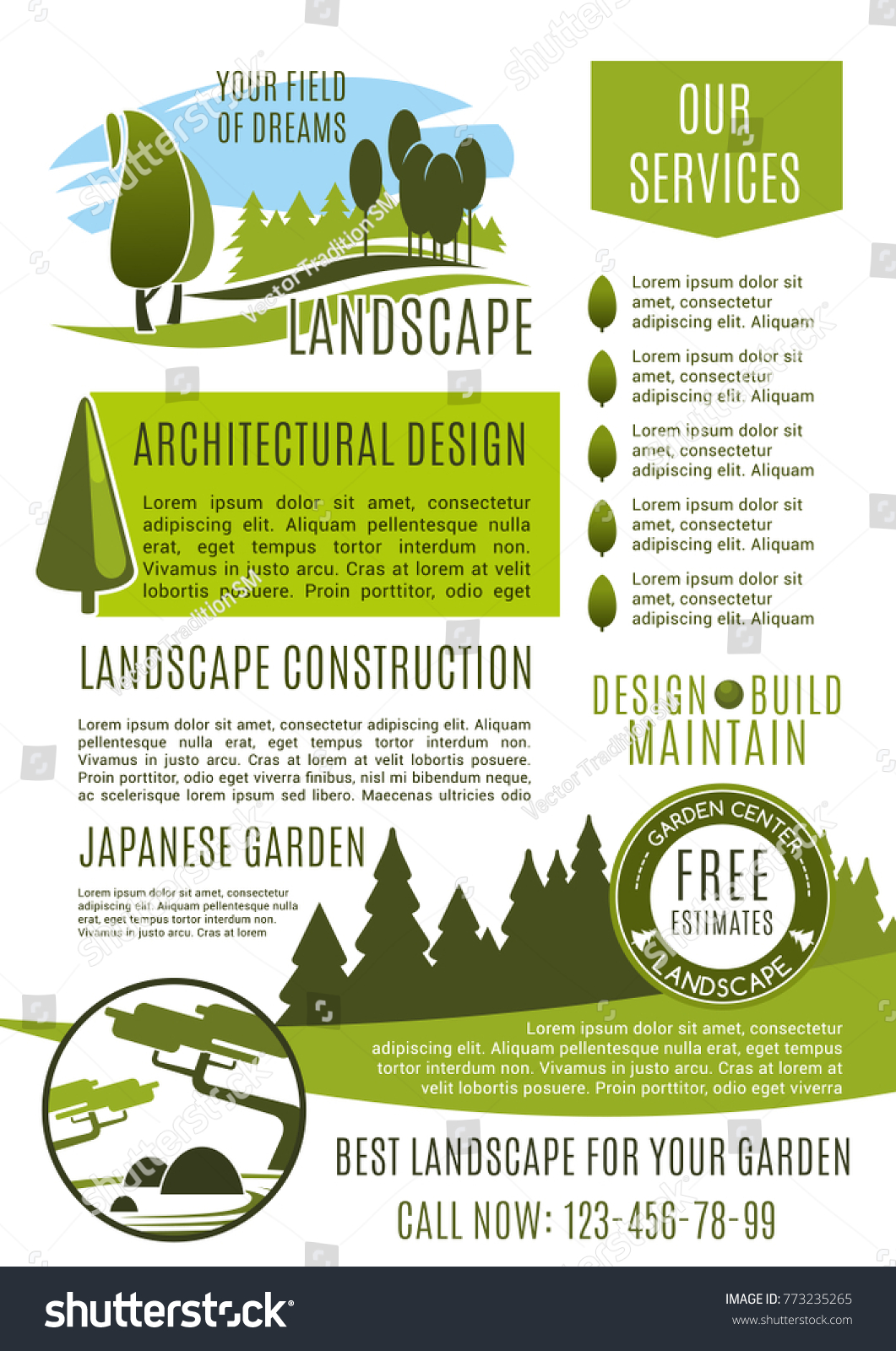 Landscape Design Company Business Banner Template Stock Vector Royalty Free 773235265,Personalized T Shirt Design For Burial