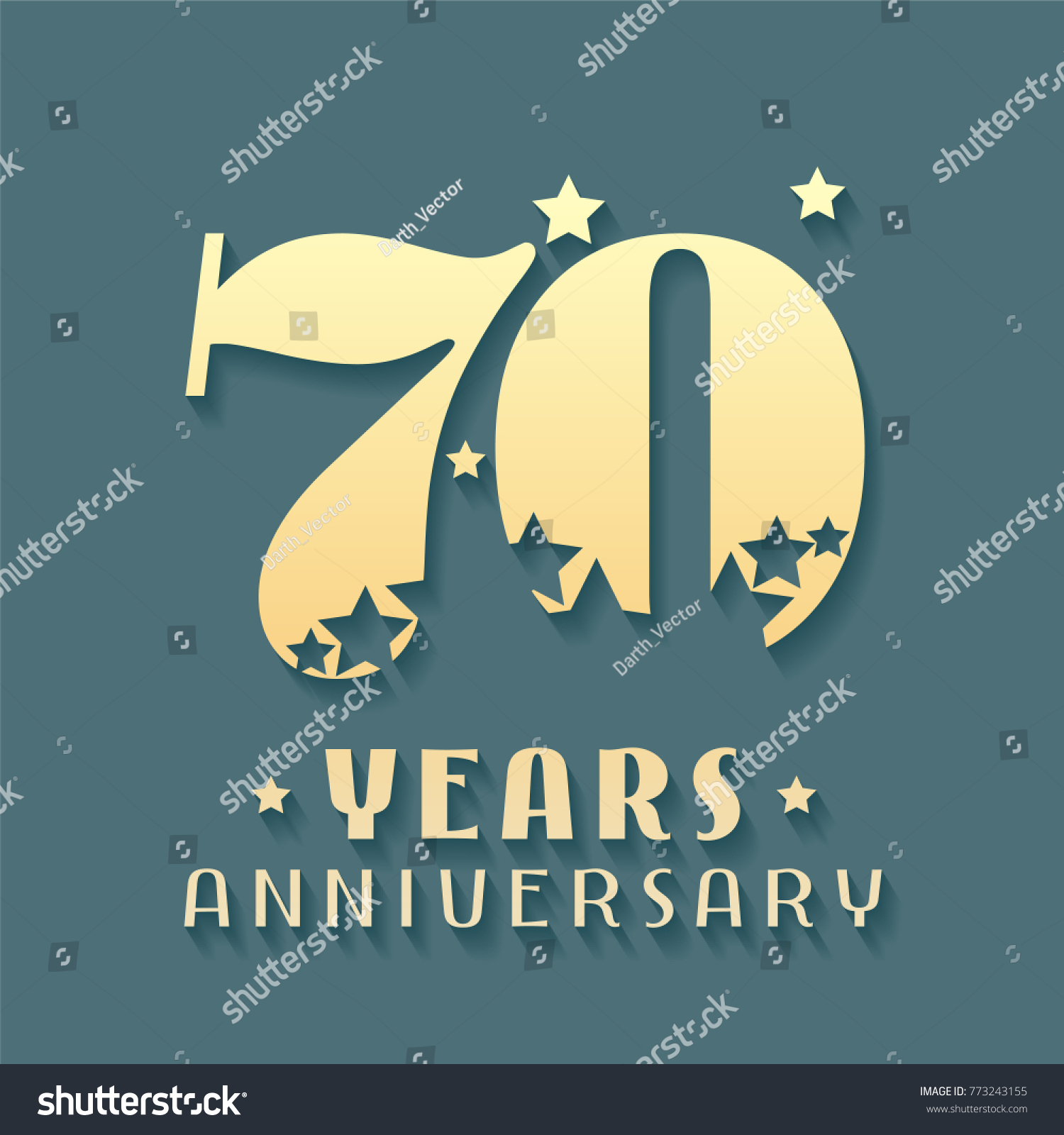 70 years anniversary vector icon symbol stock vector 773243155 70 years anniversary vector icon symbol logo graphic design element for 70th anniversary biocorpaavc