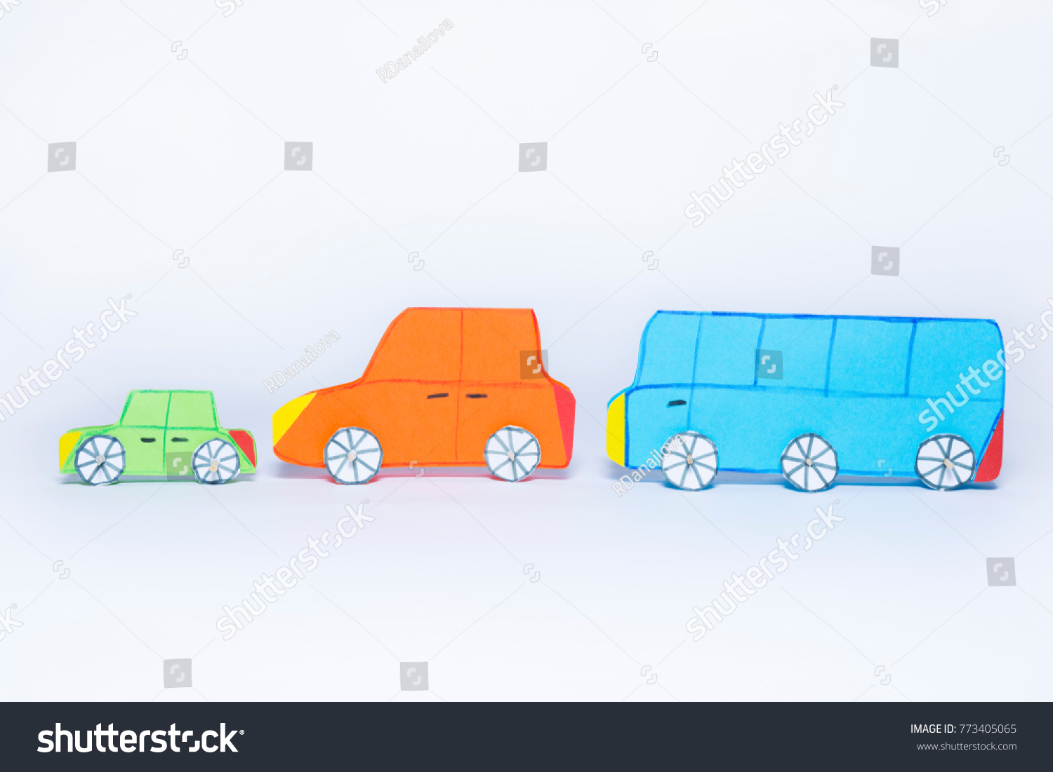 Green red cars blue bus do stock illustration 773405065 shutterstock green and red cars blue bus do it yourself or handmade safety on solutioingenieria Choice Image