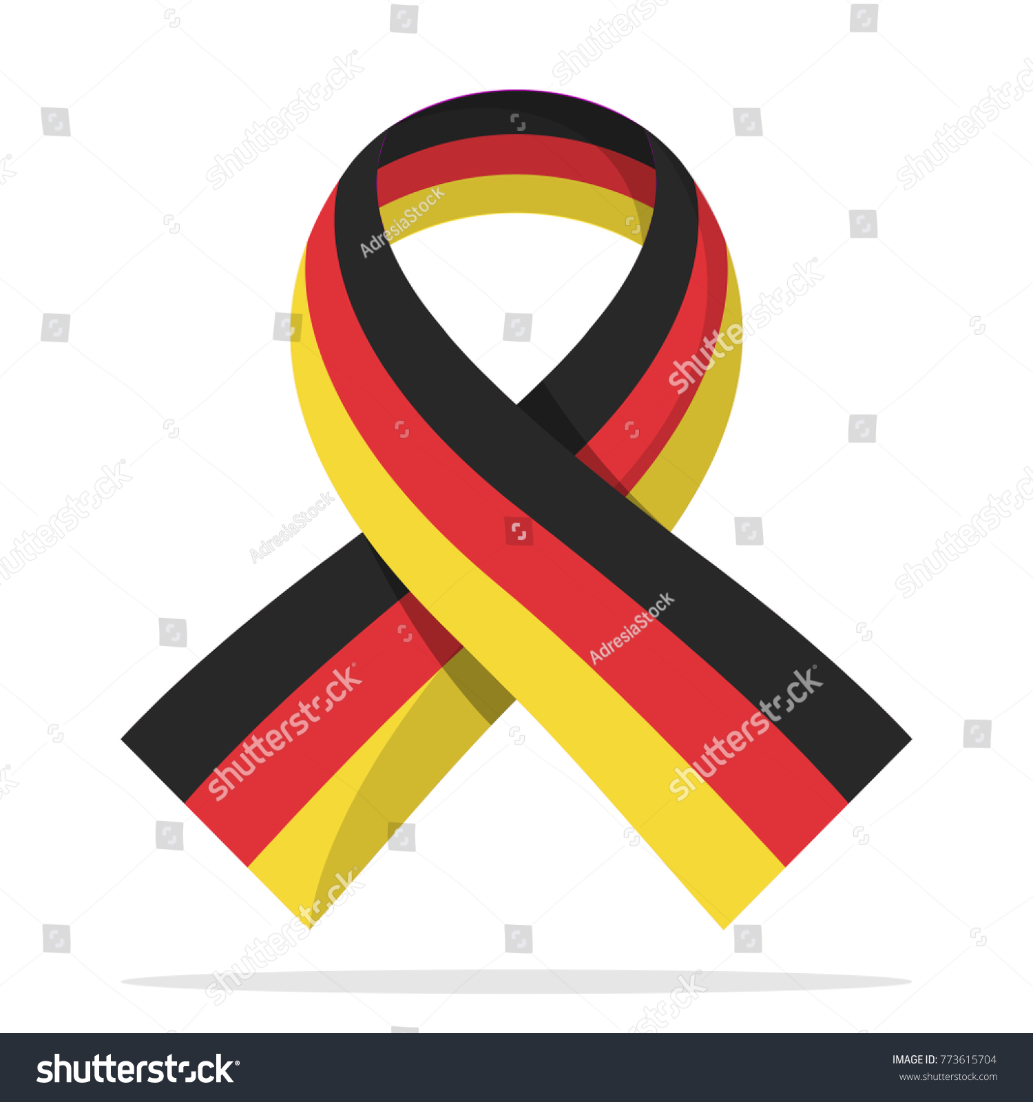 Symbolic icon care cancer aids combination stock vector 773615704 symbolic icon for the care of cancer and aids in combination with the flag of german buycottarizona