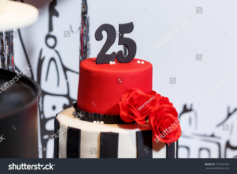 Strange Candy Bar On Womans Birthday Party Stock Photo Edit Now 773633794 Birthday Cards Printable Giouspongecafe Filternl