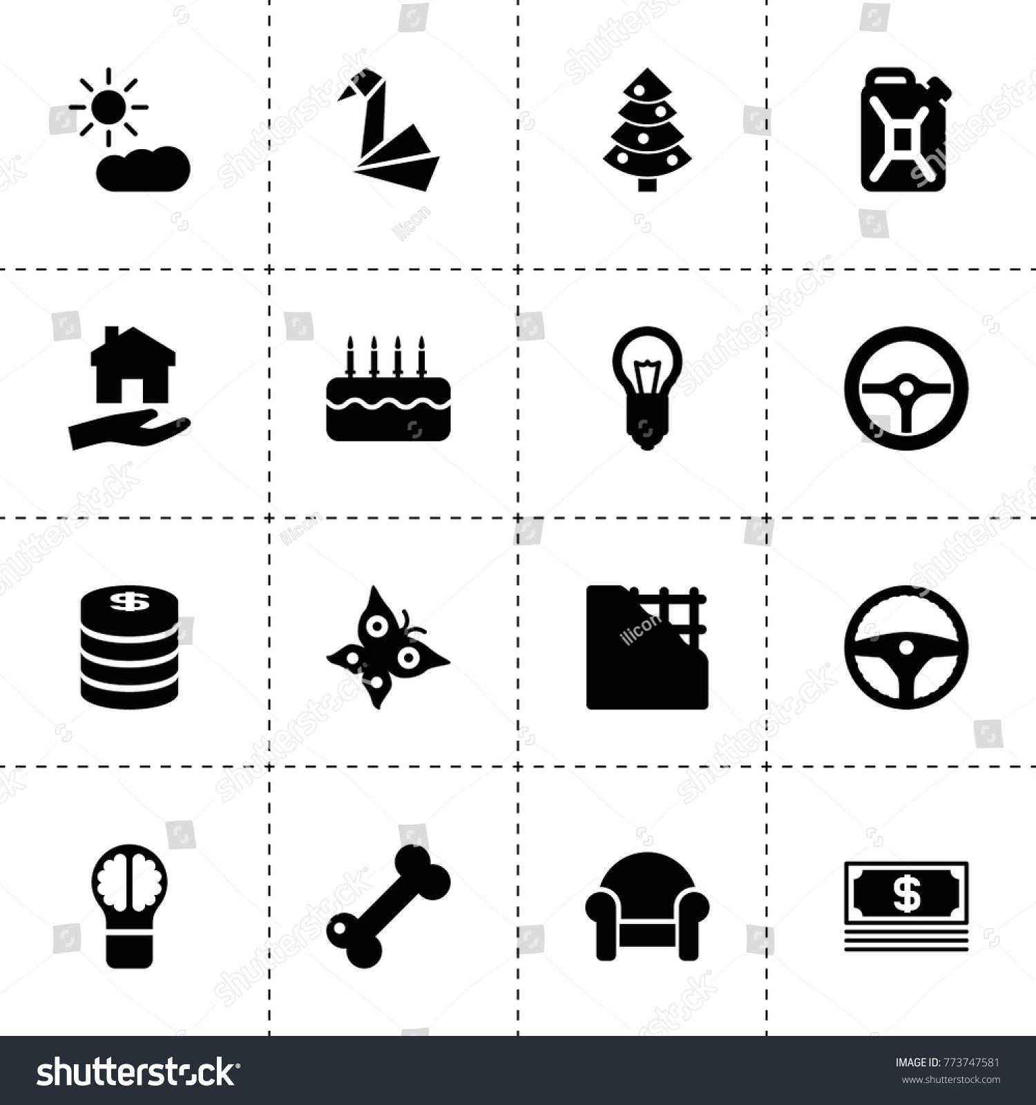 Creative icons vector collection filled creative stock vector creative icons vector collection filled creative icons includes symbols such as steering wheel buycottarizona