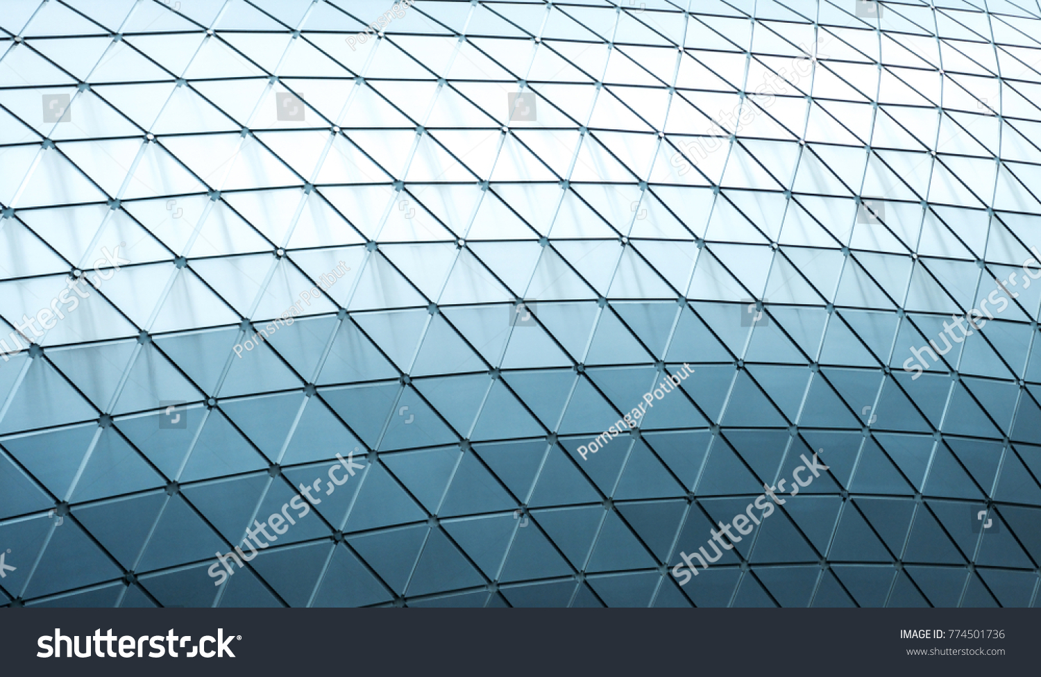 Modern Building Triangle Geometry Style Roof Stock Photo Edit Now 774501736