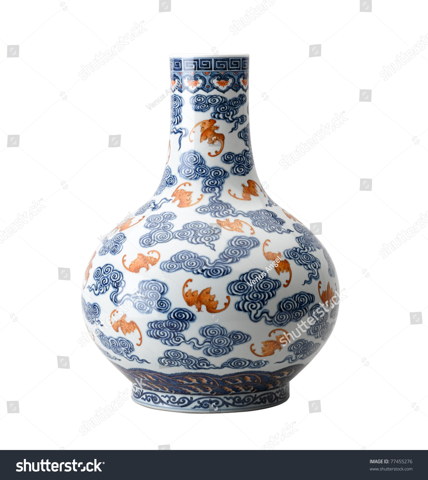 Beautiful chinese antique vase collector stock photo 77455276 beautiful chinese antique vase for collector reviewsmspy