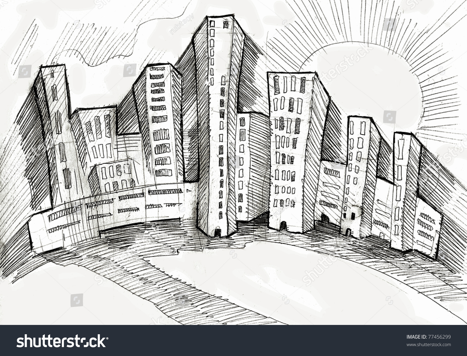 Solar city stock illustration 77456299 shutterstock solar city buycottarizona