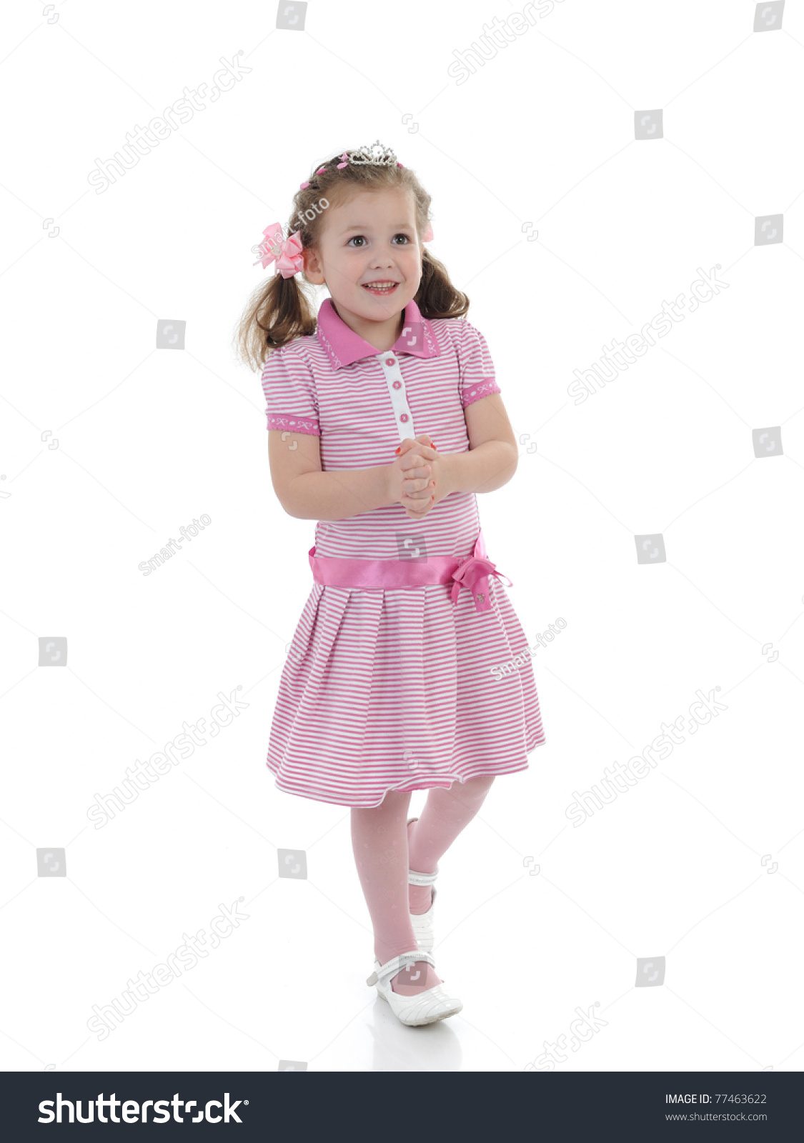 Remarkable, the pretty little girl princess consider