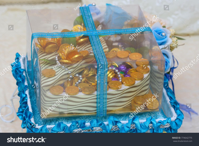 Hantaran Malay Wedding Gift Between Bride Stock Photo Edit Now