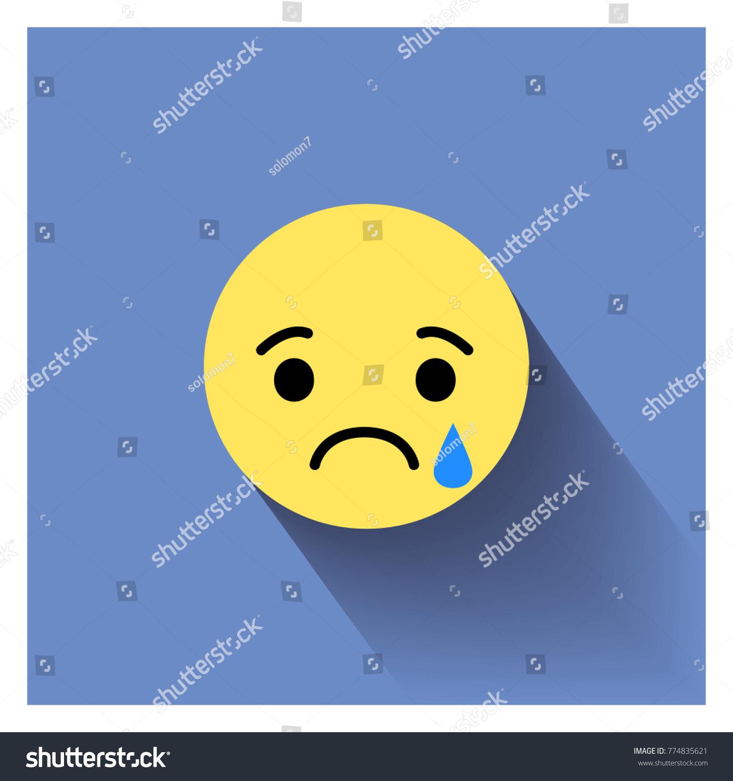Sad face vector illustration sad icon stock vector 774835621 sad face vector illustration sad icon sad face symbol sad icon triste buycottarizona Gallery