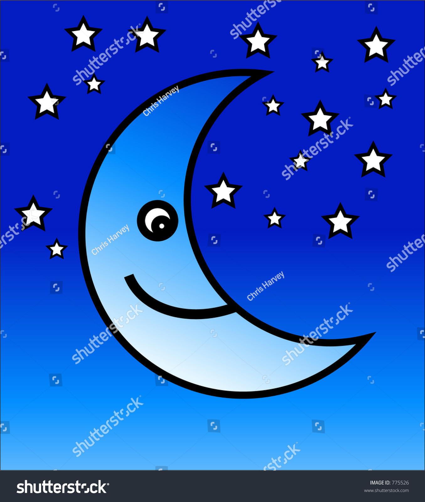 This crescent moon symbol stock illustration 775526 shutterstock this is a crescent moon symbol biocorpaavc Gallery