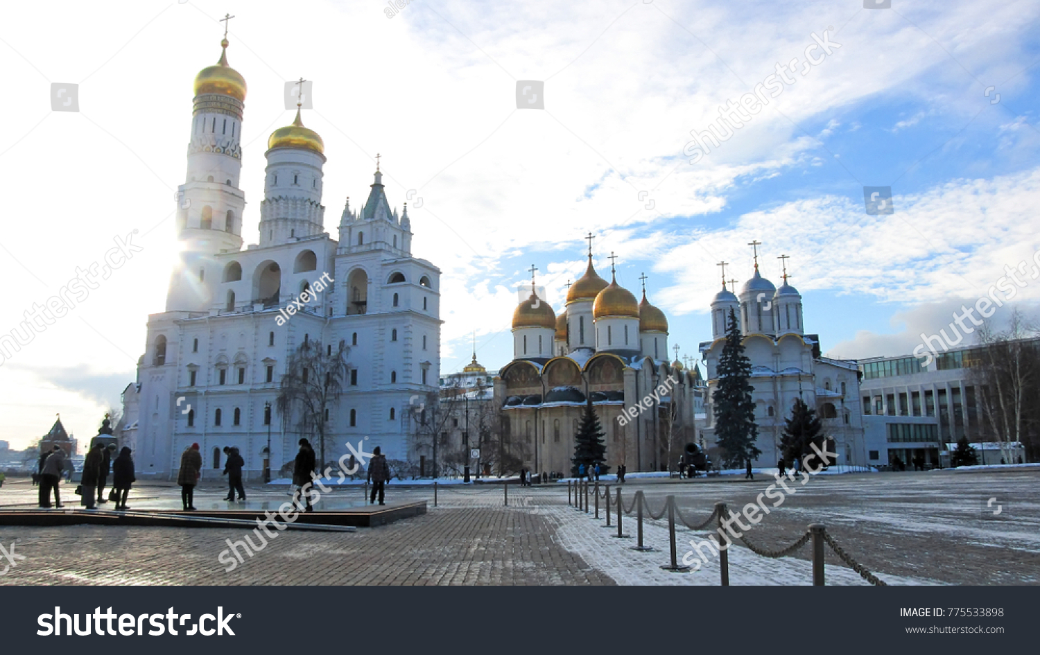 The Moscow Kremlin architectural ensemble: description, history and interesting facts 46