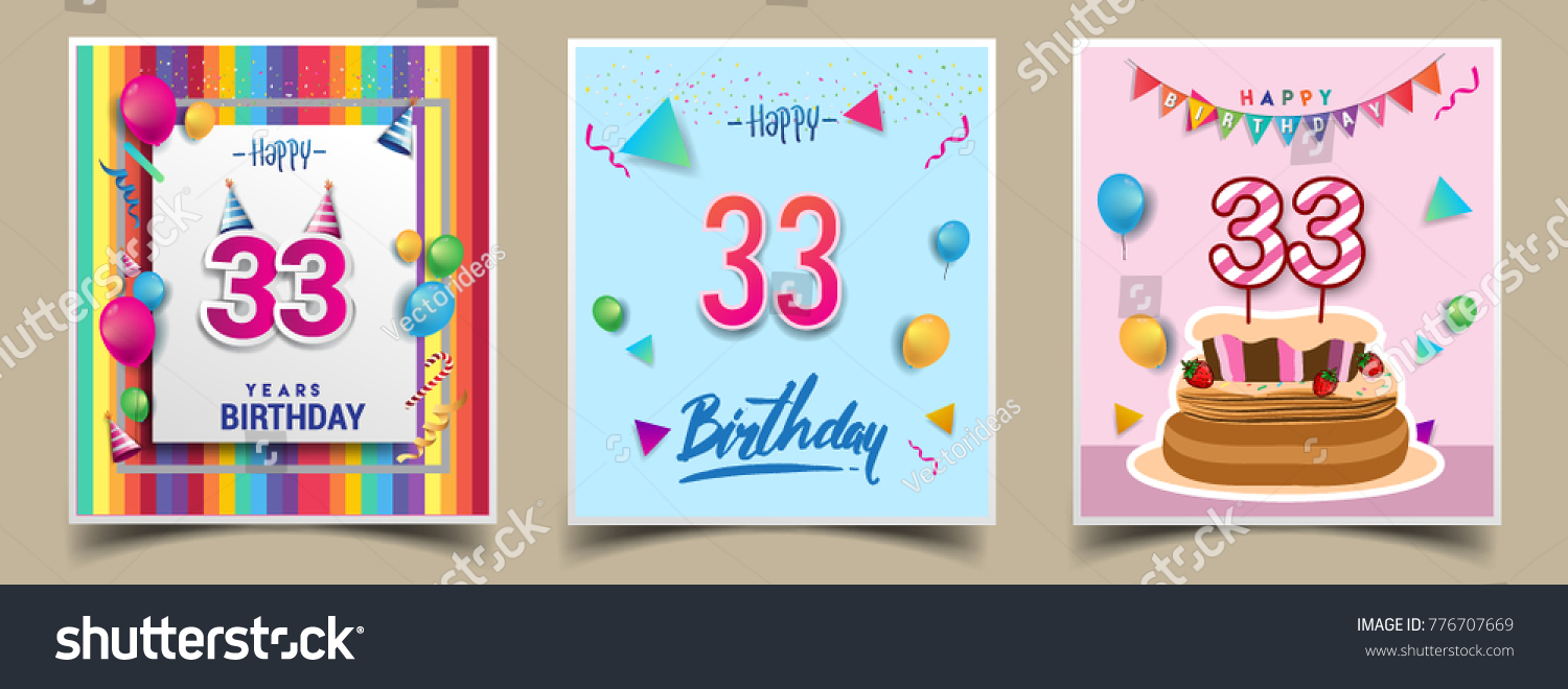 Do you celebrate your birthday at 33 If not, why