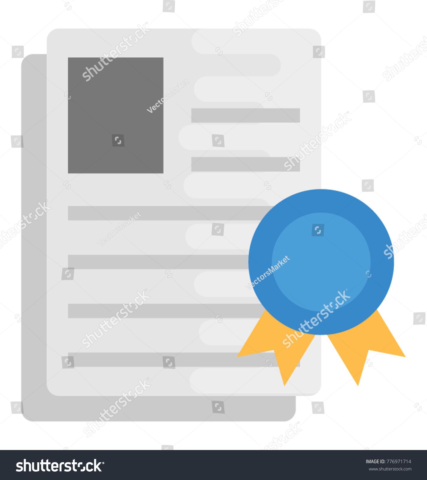 award a certificate