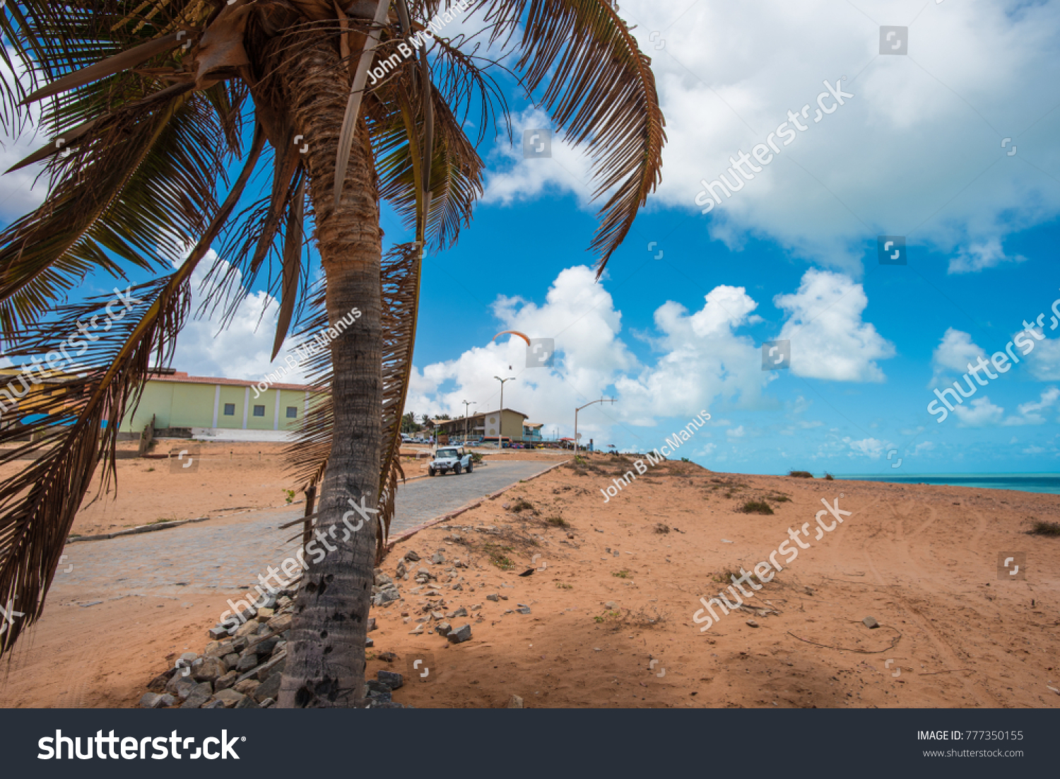 canoa quebrada beach scenes stock photo (edit now) 777350155