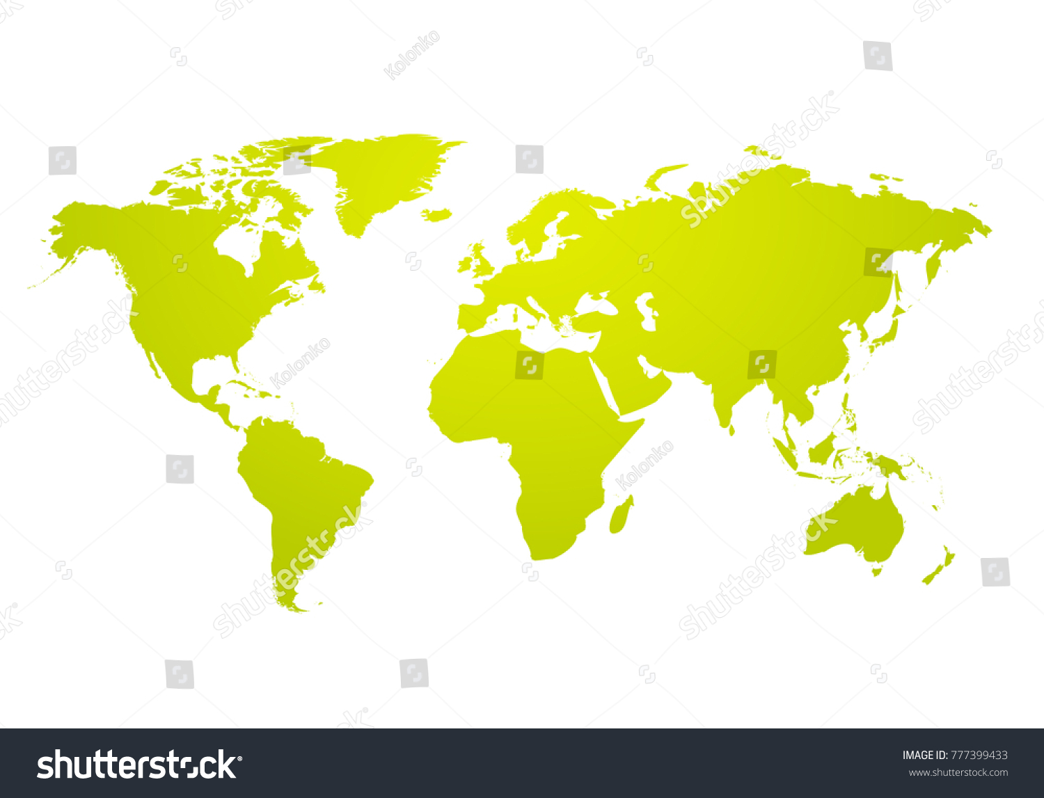 Vector world map global earth icon stock vector 777399433 vector world map global earth icon stock vector 777399433 shutterstock gumiabroncs Choice Image