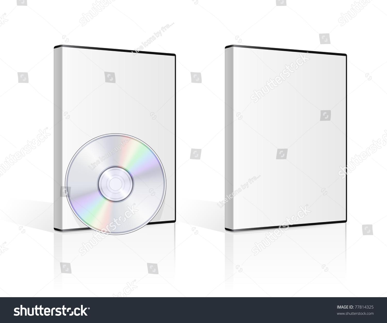 dvd case insert template