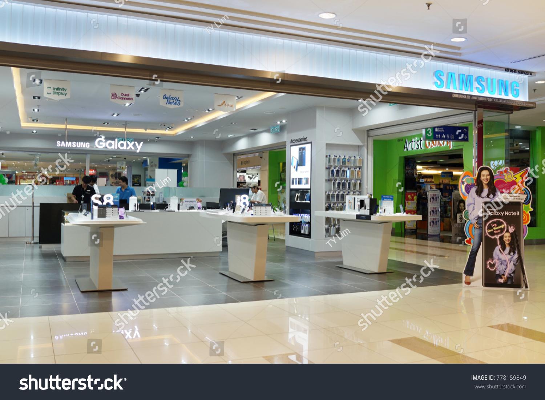 Penang Malaysia November 24 2017 Samsung Stock Photo (Edit