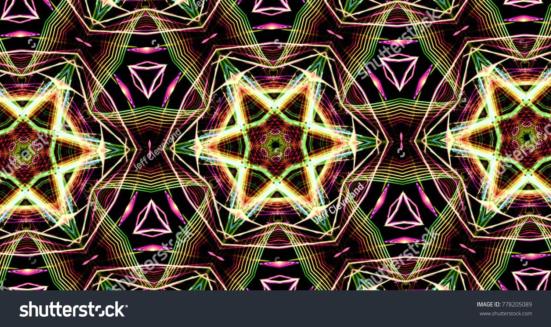 Kaleidoscope Patterns Amazing Inspiration Design