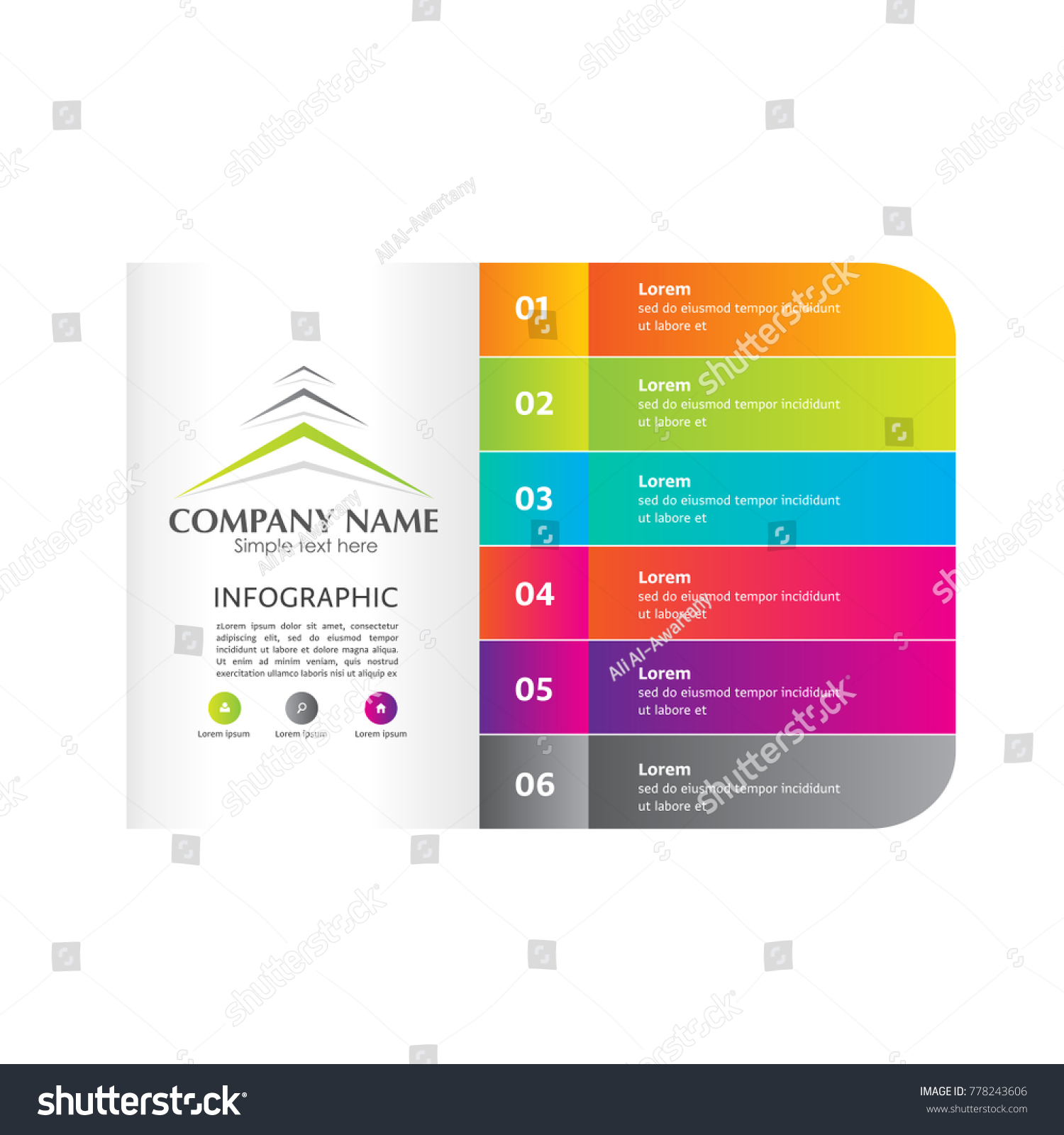 stock-vector-abstract-infographics-icon-