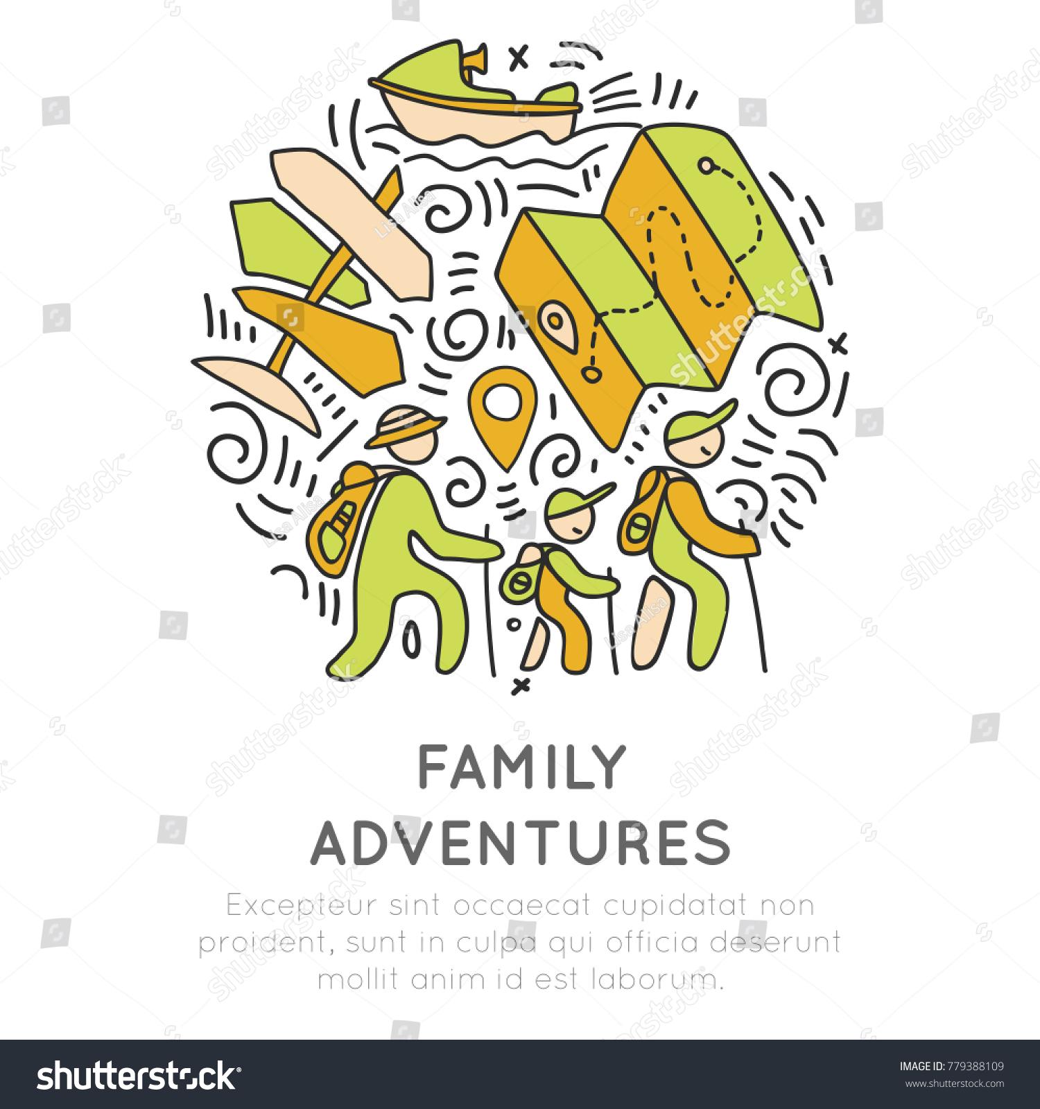 Suchen Sie Nach Family Adventure Outdoor Activities Hand Draw Stockbildern In Hd Und Millionen Weiteren Lizenzfreien Stockfotos Illustrationen Und Vektorgrafiken In Der Shutterstock Kollektion Jeden Tag Werden Tausende Neue Hochwertige Bilder
